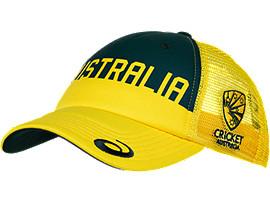 CRICKET AUSTRALIA SUPPORTER TRUCKER CAP