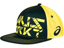 CRICKET AUSTRALIA SUPPORTER FLAT PEAK CAP
