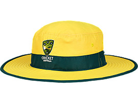 CRICKET AUSTRALIA SUPPORTER WIDE BRIM HAT