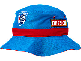 WESTERN BULLDOGS BUCKET HAT