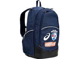 W BULLDOGS BACKPACK