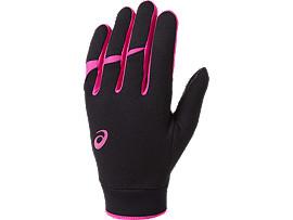 ウォームアップ用手袋(両手), BLACK/BLACK