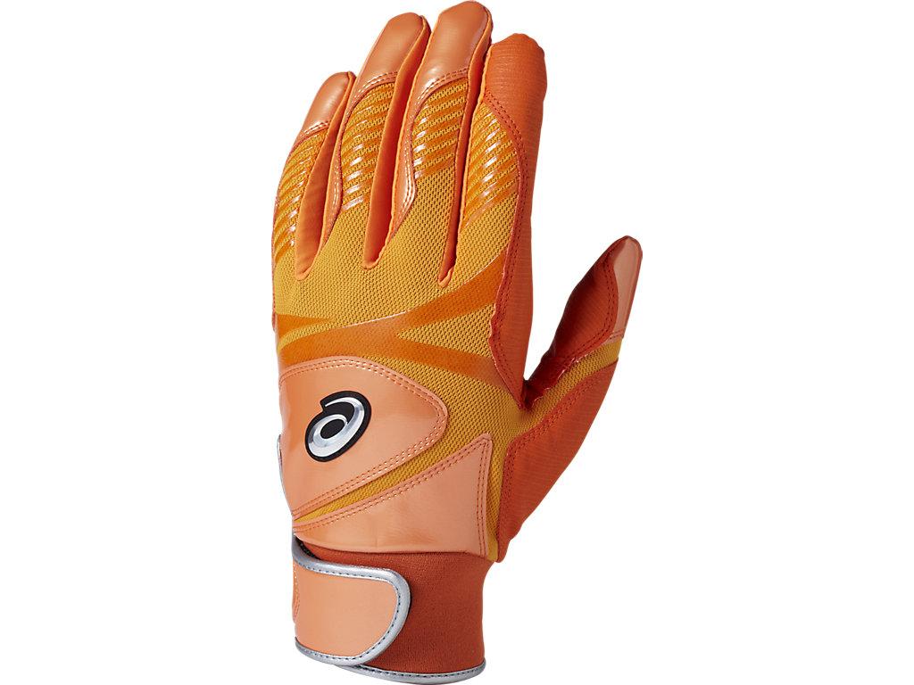 バッティンググローブ カラー 手袋 (両手用)