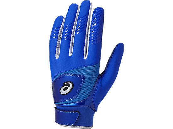 守備用 カラー 手袋 (片手用), ネイビー