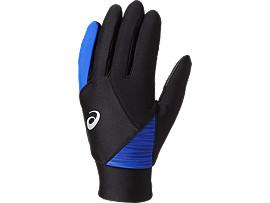 ウォームアップ用 手袋 (両手用), BLACK/BLACK