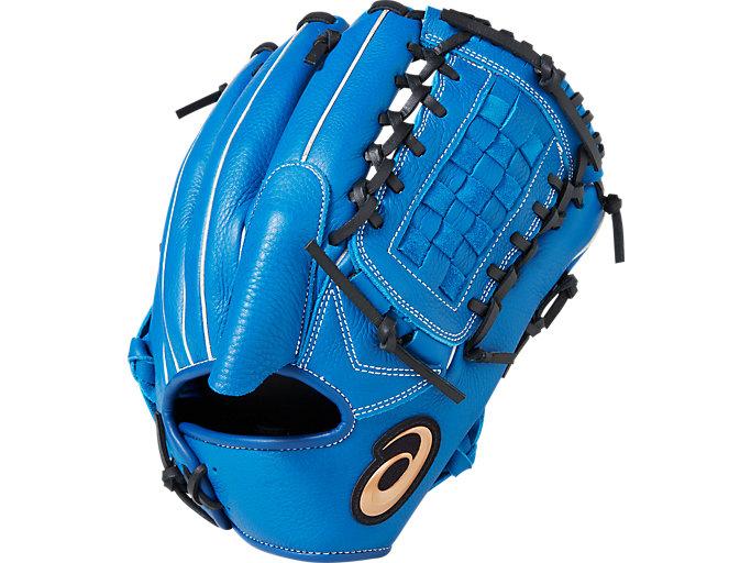 NEOREVIVE ネオリバイブ 軟式用 グローブ 投手・・内野手兼用サイズ8 内野手・投手兼用, Tブルー / BLK