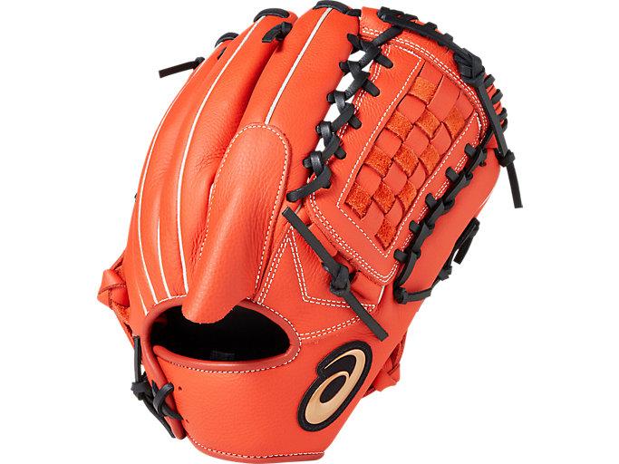 NEOREVIVE ネオリバイブ 軟式用 グローブ 投手・・内野手兼用サイズ8 内野手・投手兼用, T.Rオレ / BLK