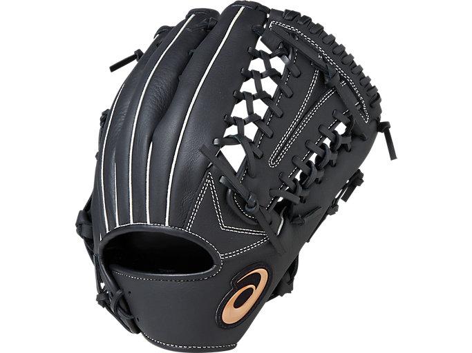 NEOREVIVE ネオリバイブ 軟式用 グローブ 内野手・外野手兼用サイズ9 内野手・外野手兼用, Tブラック