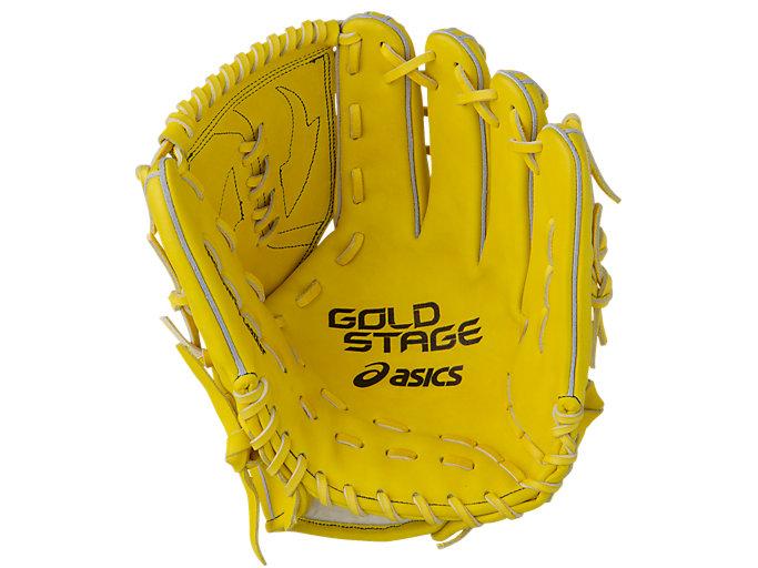 Back view of GOLDSTAGE ゴールドステージ(投手用), Pゴールド