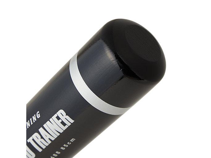 Alternative image view of HARD TRAINER ハードトレーナー(実打可能トレーニング用バット), ブラック×シルバー