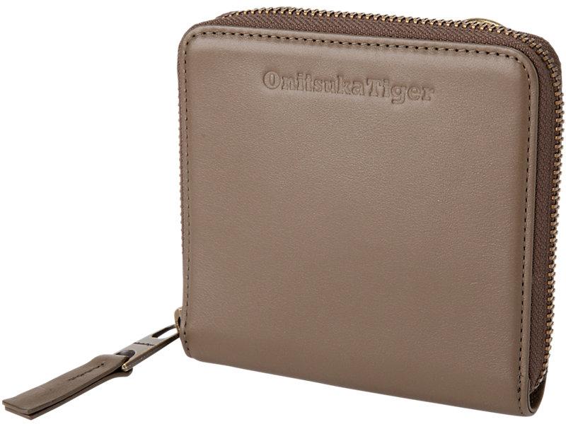 D-Ring Wallet Hunter Green 1 FT