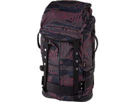 BACK PACK, BURGUNDY