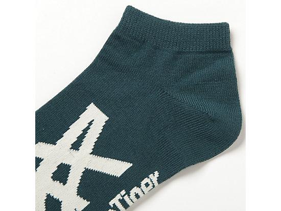 腳踝襪子 GREEN/IVORY
