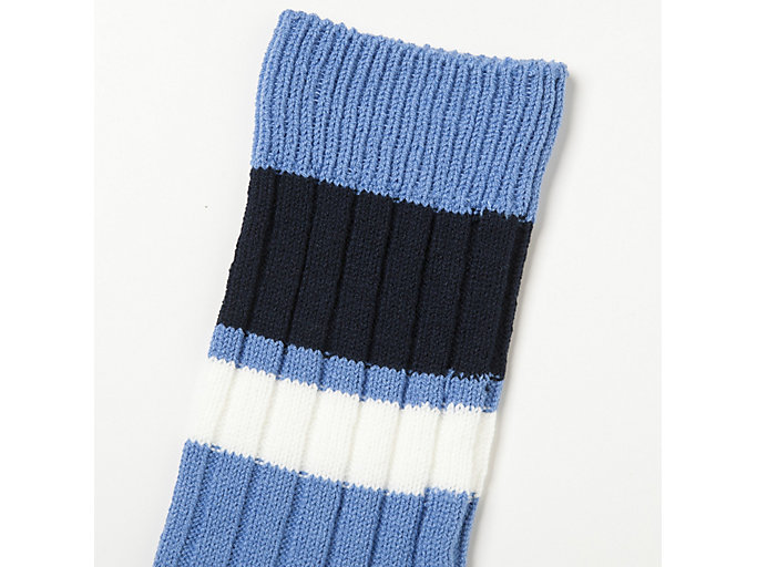 Alternative image view of MIDDLE SOCKS, AQUARIUM/PEACOAT