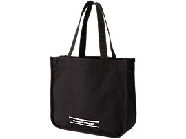 TOTE BAG, PERFORMANCE BLACK