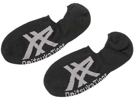INVISIBLE SOCKS, PERFORMANCE BLACK/DARK GREY