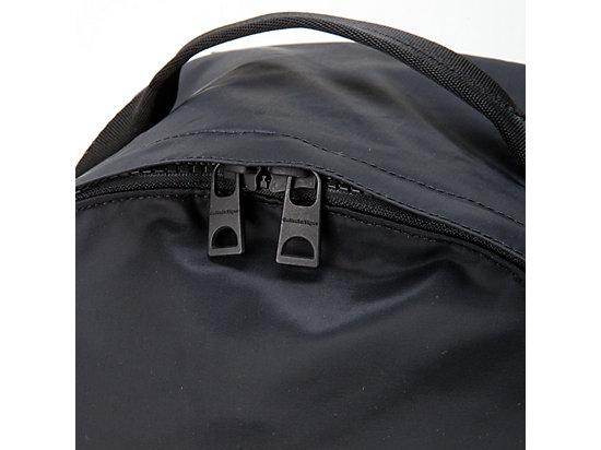 印花雙肩背包 BLACK/WHITE