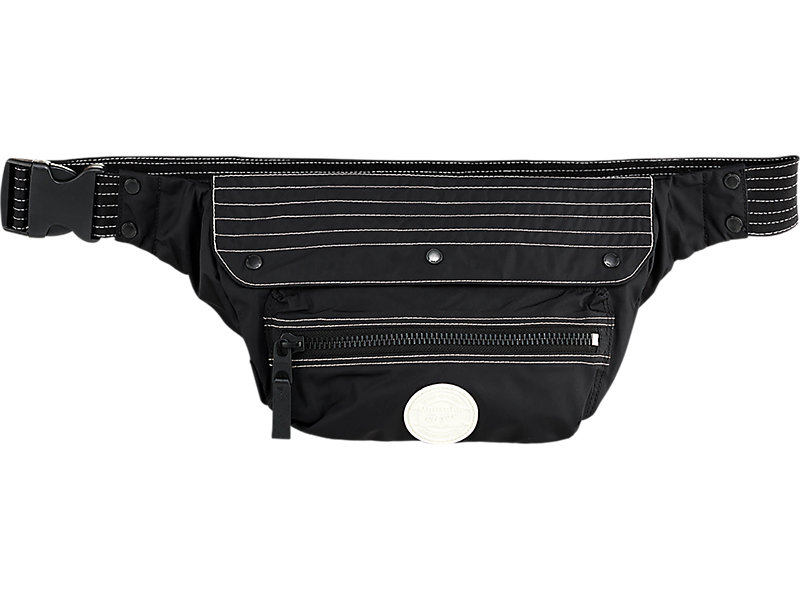 WAIST POUCH BLACK 1 FT