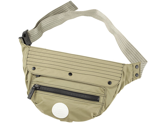 Front Top view of WAIST POUCH