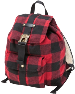 FLANEL BACK PACK
