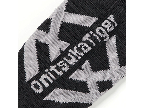 INVISIBLE SOCKS BLACK/HEATHER GREY