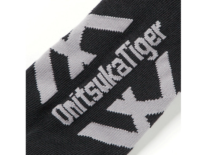 Alternative image view of ANKLE SOCKS, PERFORMANCE BLACK/FEATHER GREY