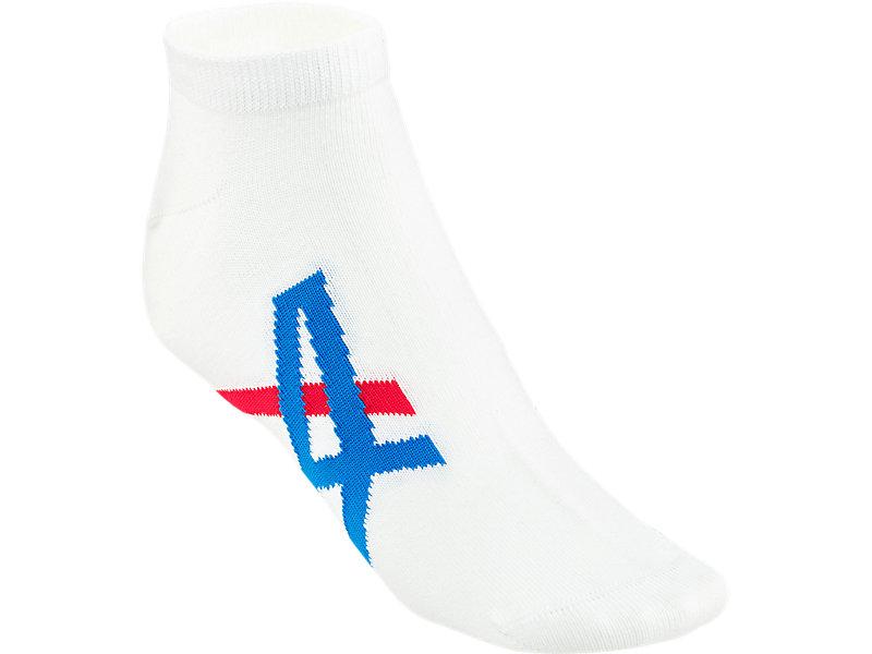 Ankle Socks REAL WHITE/ASICS BLUE 1 FT