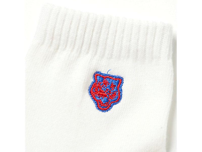 Short Socks REAL WHITE 9 Z