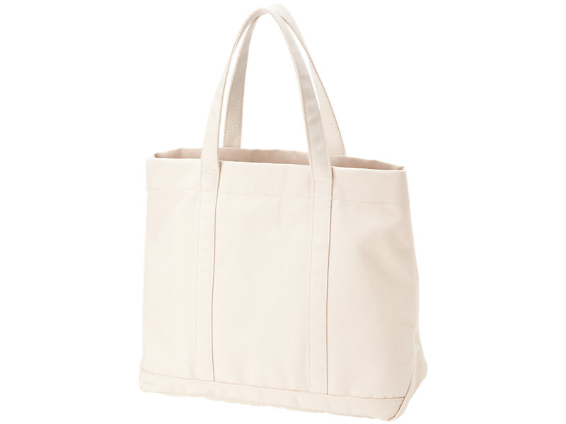 TOTE BAG OFF WHITE 5 BK