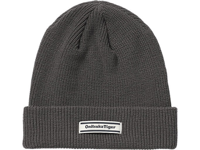 BONNET, DARK GREY
