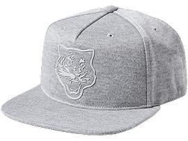 CAP, STONE GREY