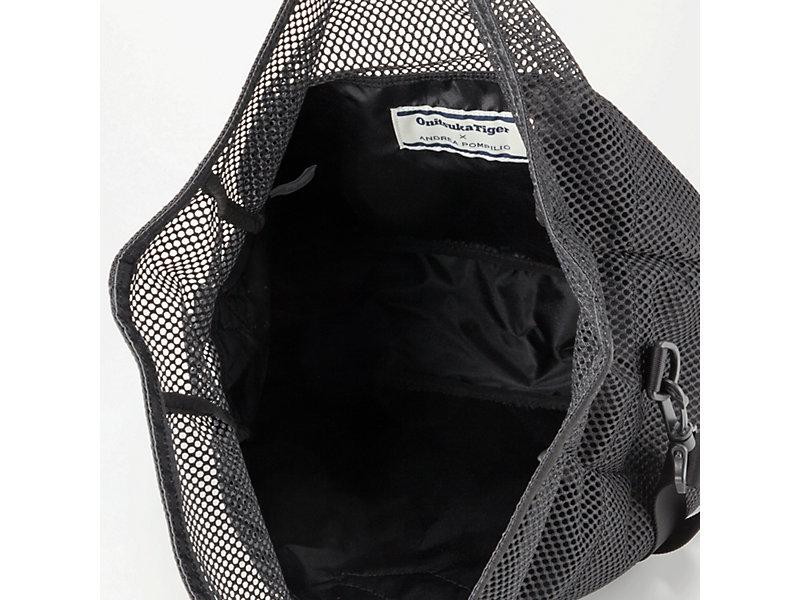MESH BAG BLACK 13 Z