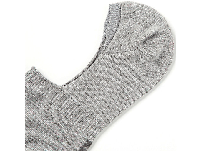 Alternative image view of INVISIBLE SOCKS, FEATHER GREY/KHAKI