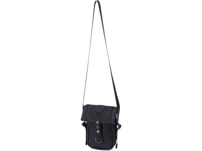 Front Top view of STRAP BAG, PERFORMANCE BLACK