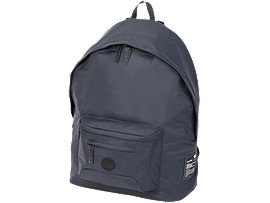 Front Top view of LARGE BACK PACK, PERFORMANCE BLACK