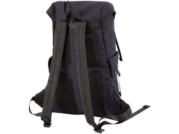 Back view of BACK PACK, PERFORMANCE BLACK
