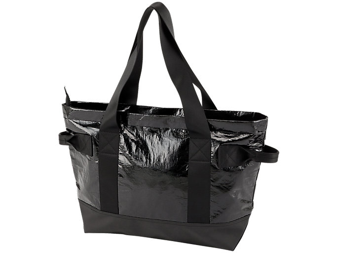 Back view of TOTE BAG, PERFORMANCE BLACK