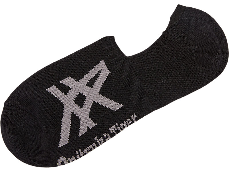 INVISIBLE SOCKS PERFORMANCE BLACK/FEATHER GREY 9 Z