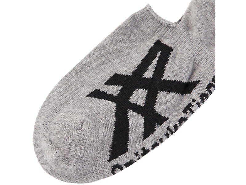 Invisible Sock FEATHER GREY/PERFORMANCE BLACK 5 BK