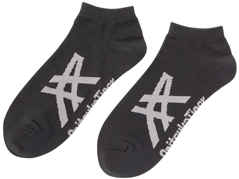Ankle Sock PERFORMANCE BLACK/FEATHER GREY 1 FT