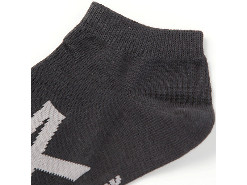 Ankle Sock PERFORMANCE BLACK/FEATHER GREY 13 Z