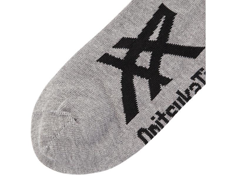 Ankle Sock FEATHER GREY/PERFORMANCE BLACK 5 BK