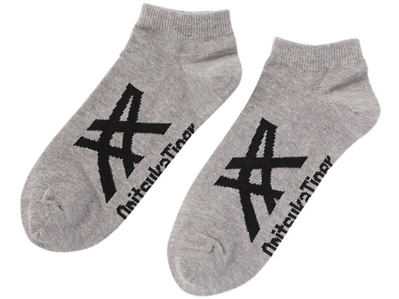Ankle Sock FEATHER GREY/PERFORMANCE BLACK 1 FT