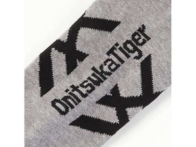 Alternative image view of Ankle Sock, FEATHER GREY/PERFORMANCE BLACK