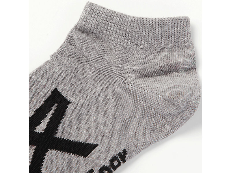 Ankle Sock FEATHER GREY/PERFORMANCE BLACK 13 Z