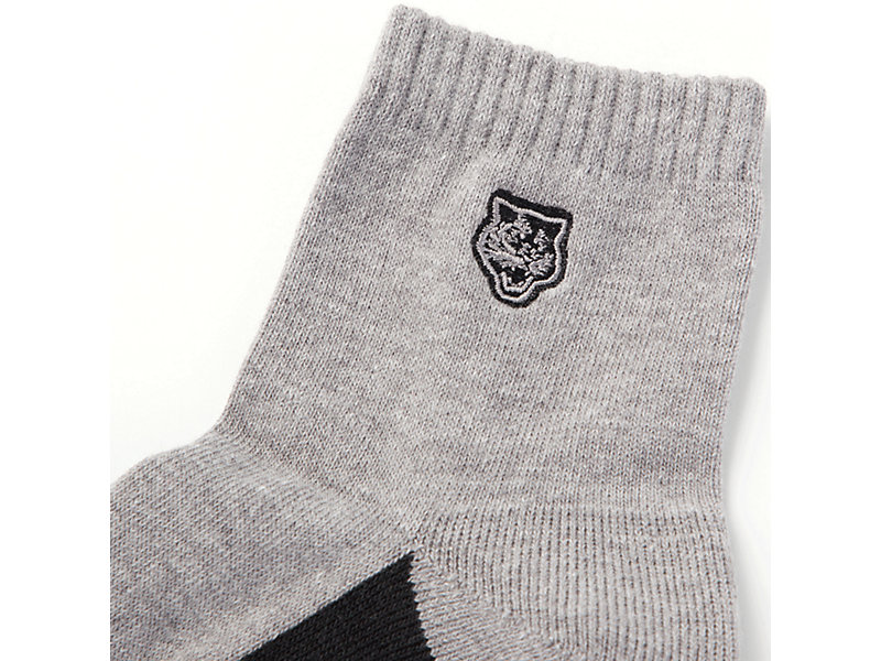 Short Sock FEATHER GREY 13 Z
