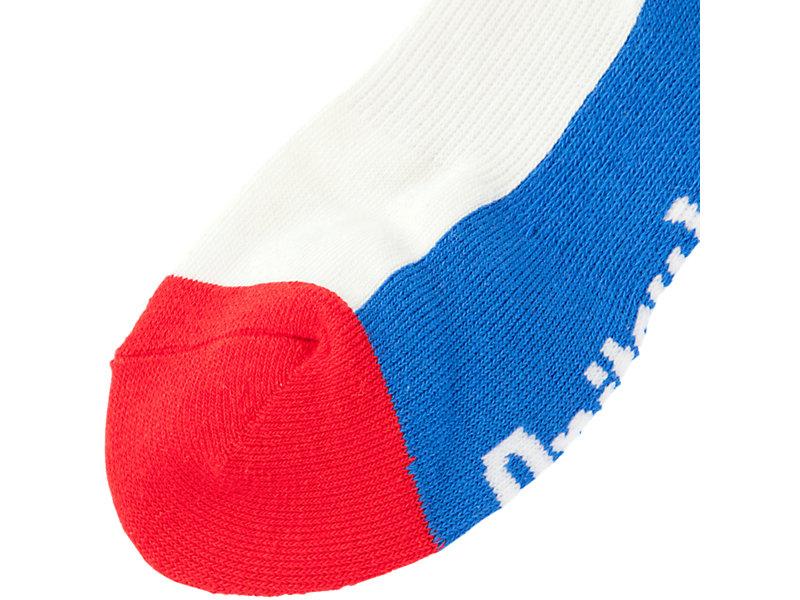Short Sock REAL WHITE 5 BK