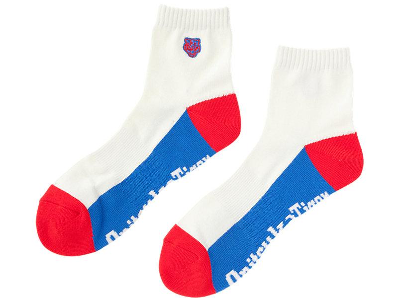 Short Sock REAL WHITE 1 FT