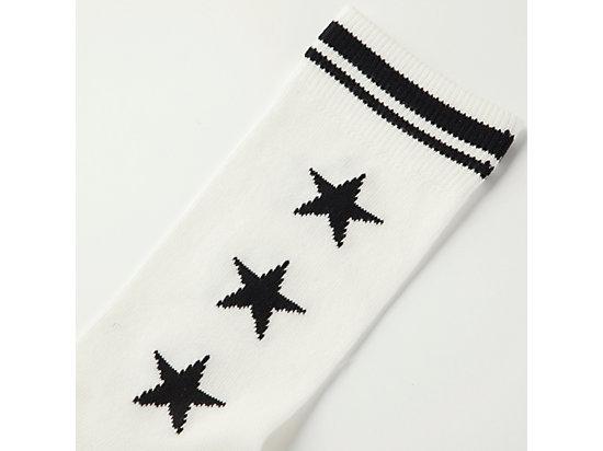 襪子 BLACK/WHITE