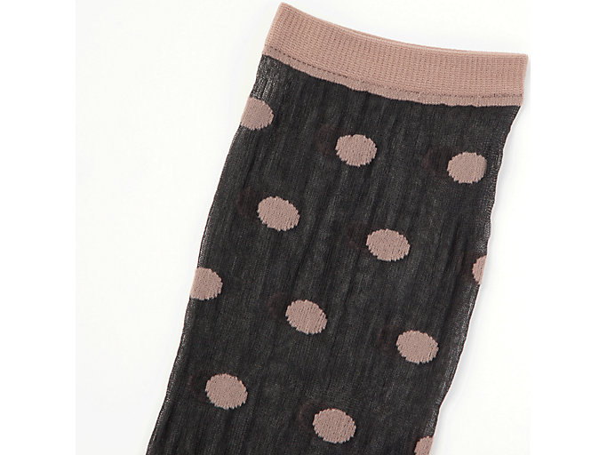 Alternative image view of WS SOCK, TAUPE GREY